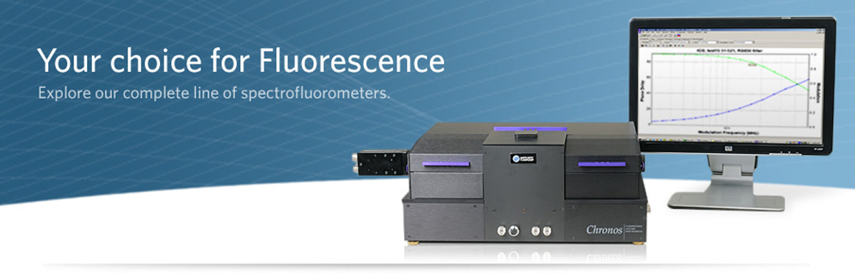 fluorescence lifetime ISS